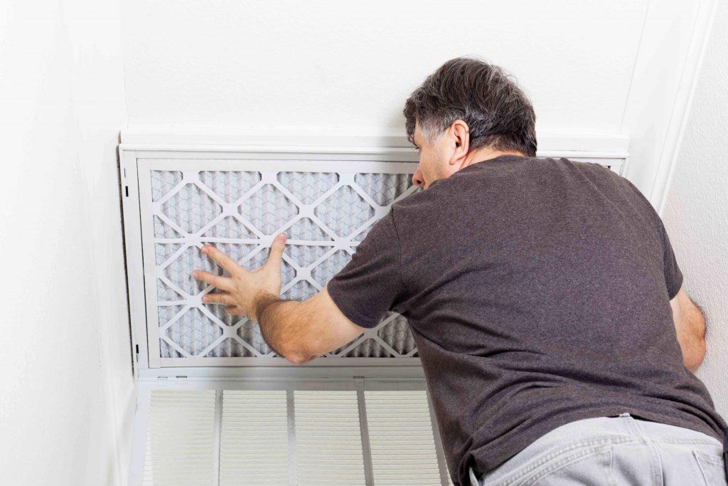 Replacing AC Filter