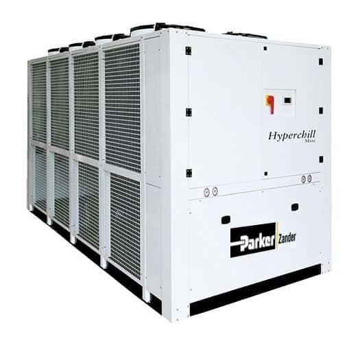 Hyperchill industrial chiller