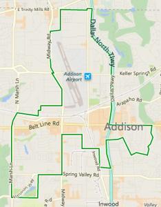 Town of Addison, Texas