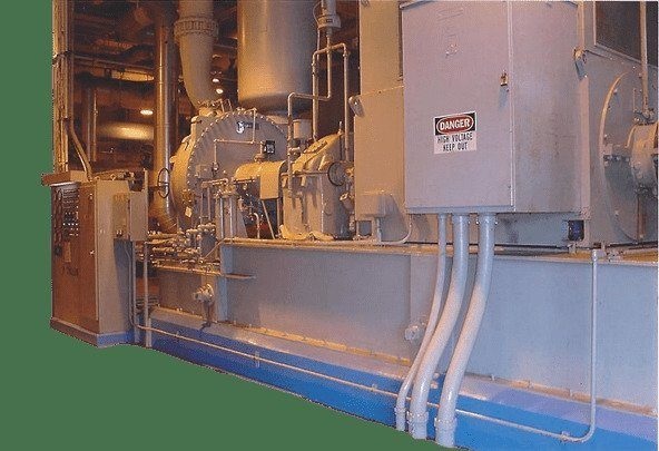 CARRIER 17FA CENTRIFUGAL CHILLER
