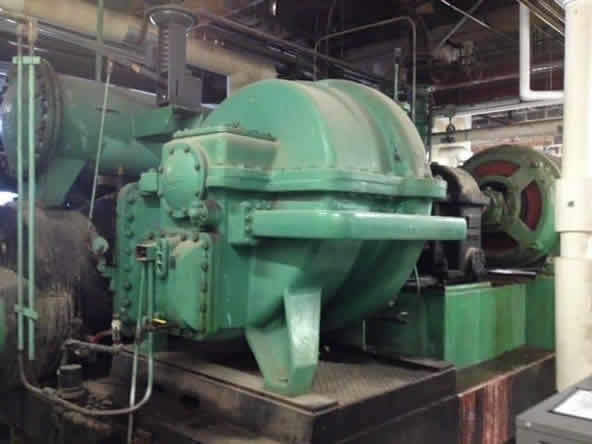 CARRIER 17M CENTRIFUGAL CHILLER
