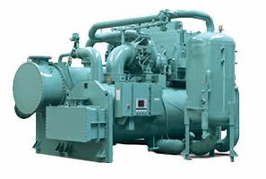 CYK Compound Centrifugal Chiller-Heat Pump