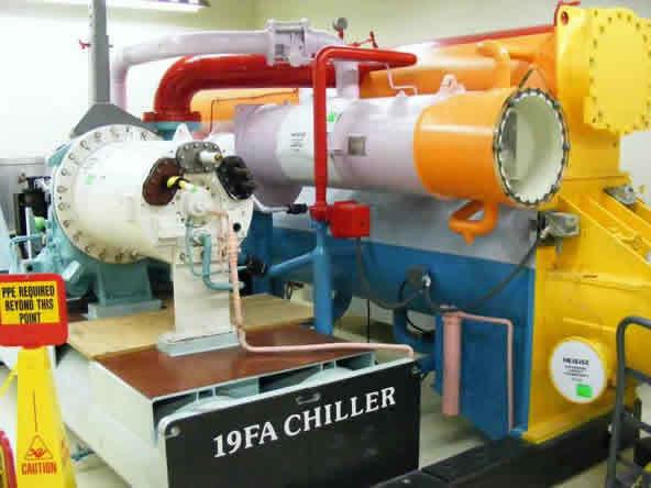 Carrier Chiller Model 19FA