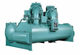 YD Dual Centrifugal Chiller