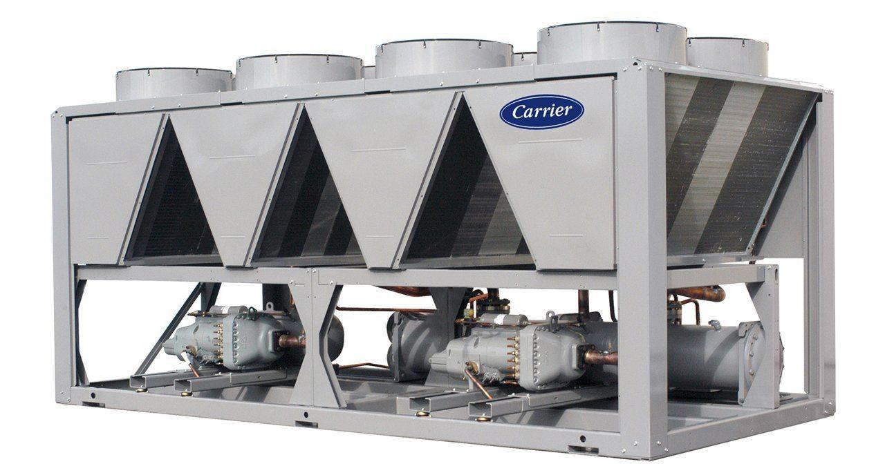 Carrier Air Cooled Screw Chiller 30XA