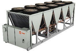 Ascend Air-Cooled Chiller - Trane Chiller Repair