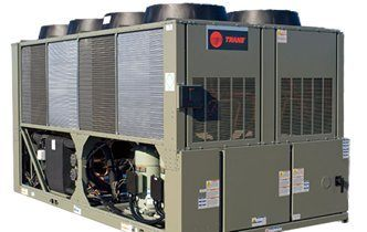 Trane® CGAM Air-Cooled Scroll Chiller