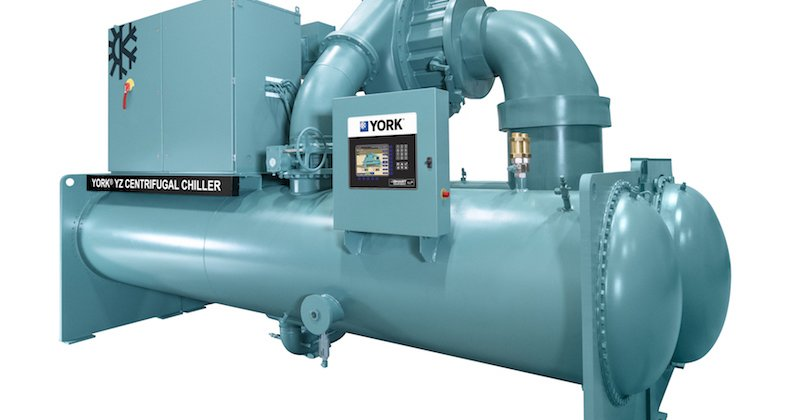 York YZ Centrifugal Chiller