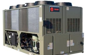 Trane CGAM Air Cooled Scroll Chiller - Trane Chiller Repair