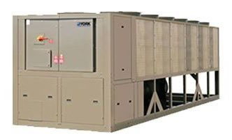 York YCIV Screw Chiller